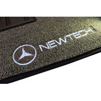 Tapete Mercedes Benz Classe C 200 Boucle Luxo