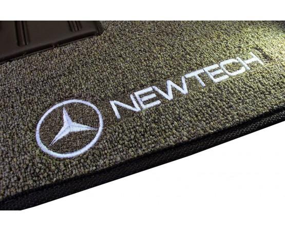 Tapete Mercedes Benz Classe C 200 Boucle Luxo (Alfabetoauto) por alfabetoauto.com.br