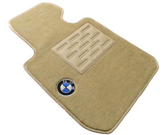 Tapete BMW 320i Bege Luxo (Alfabetoauto) por alfabetoauto.com.br