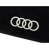 Tapete Audi A1 Preto Luxo