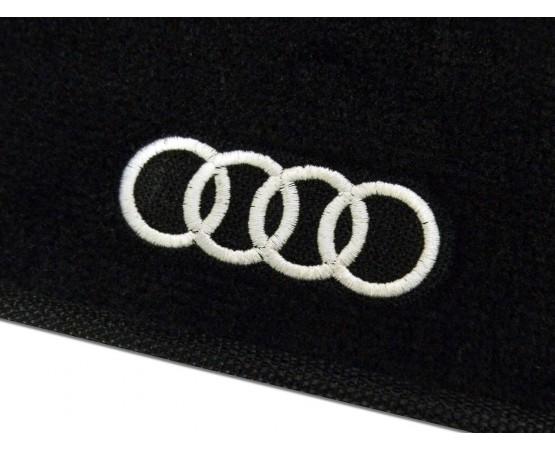 Tapete Audi A1 Preto Luxo (Alfabetoauto) por alfabetoauto.com.br