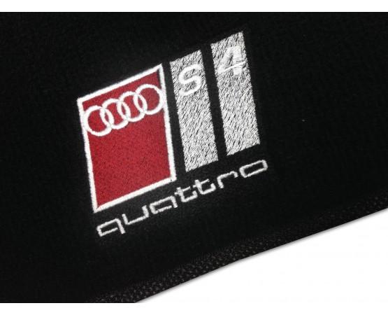 Tapete Audi S4 Preto Luxo (Alfabetoauto) por alfabetoauto.com.br