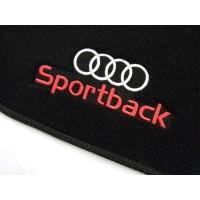 Tapete Audi A5 Sportback Preto Luxo