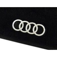 Tapete Audi A6 Preto Luxo