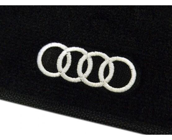 Tapete Audi A6 Preto Luxo (Alfabetoauto) por alfabetoauto.com.br