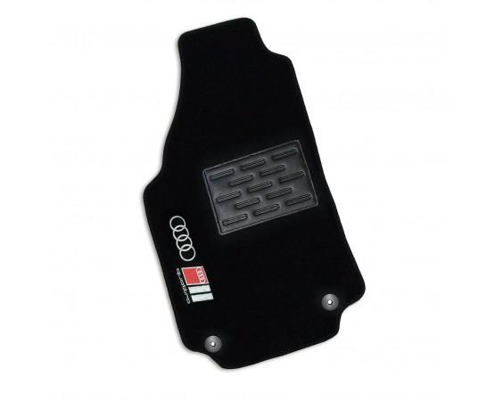 Tapete Audi S6 Preto Luxo (Alfabetoauto) por alfabetoauto.com.br