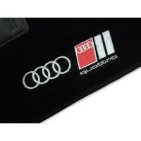 Tapete Audi S6 Preto Luxo