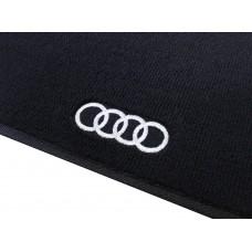 Tapete Audi A8 Preto Luxo