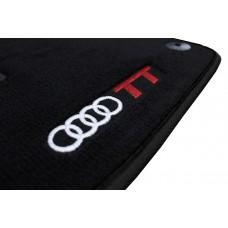 Tapete Audi TT Preto Luxo