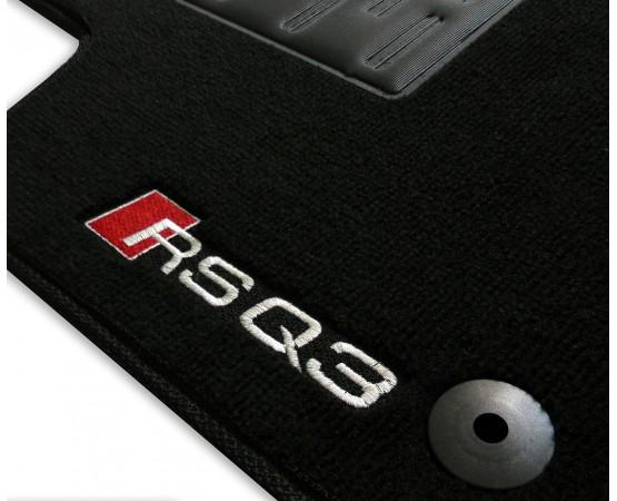 Tapete Audi RSQ3 Preto Luxo (Alfabetoauto) por alfabetoauto.com.br