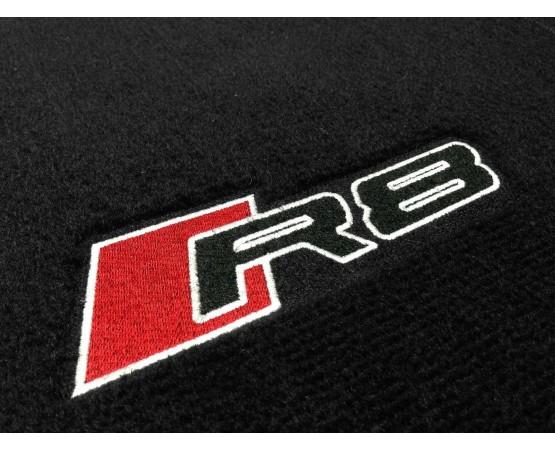 Tapete Audi R8 Preto Luxo (Alfabetoauto) por alfabetoauto.com.br
