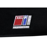 Tapete Audi RS2 Preto Luxo