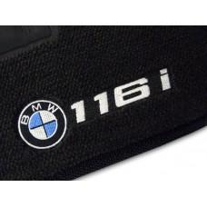 Tapete BMW 116i Preto Luxo