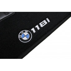 Tapete BMW 118i Preto Luxo