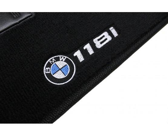 Tapete BMW 118i Preto Luxo (Alfabetoauto) por alfabetoauto.com.br