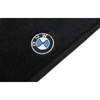 Tapete BMW 120i Preto Luxo