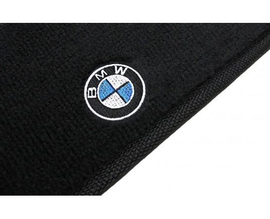 Tapete BMW 120i Preto Luxo (Alfabetoauto) por alfabetoauto.com.br