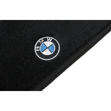 Tapete BMW 125i Preto Luxo