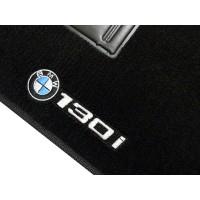 Tapete BMW 130i Preto Luxo