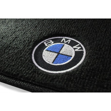Tapete BMW 135i Preto Luxo
