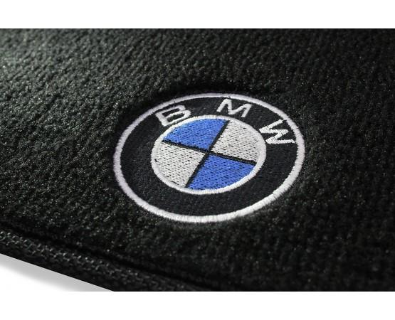 Tapete BMW 135i Preto Luxo (Alfabetoauto) por alfabetoauto.com.br
