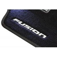 Tapete Ford Novo Fusion Preto Luxo