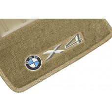 Tapete BMW X4 + Túnel Caramelo Luxo