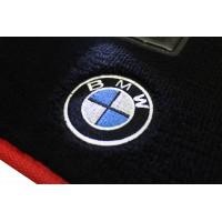 Tapete BMW Serie 3 Preto/vermelho Luxo