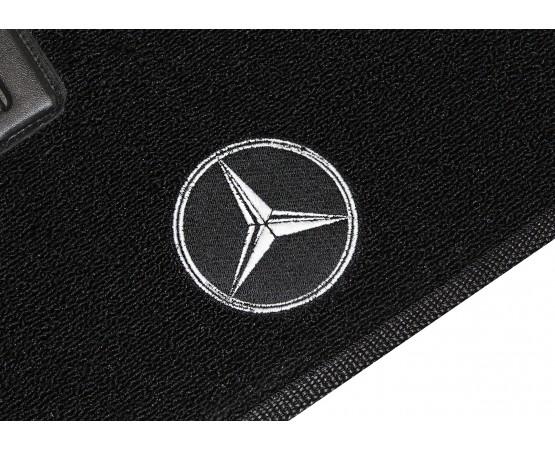 Tapete Mercedes Benz Classe C Preto Boucle (Alfabetoauto) por alfabetoauto.com.br