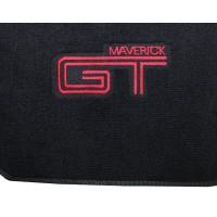 Tapete Ford Maverick Gt Preto Luxo