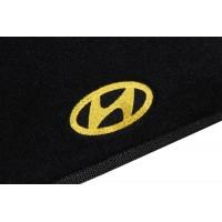 Tapete Hyundai Veloster Preto Luxo