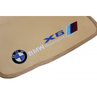 Tapete BMW X6 Motorsport Bege Borracha