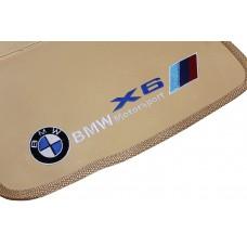 Tapete BMW X6 Motorsport Bege Borracha
