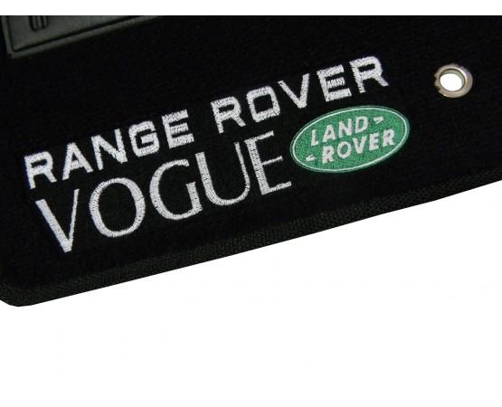 Tapete Land Rover Range Rover Vogue Preto Luxo (Alfabetoauto) por alfabetoauto.com.br