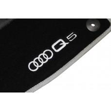 Tapete Audi Nova Q5 2018 Preto/cinza Luxo