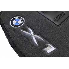 Tapete BMW X1 A Partir De 2016 Chumbo Luxo