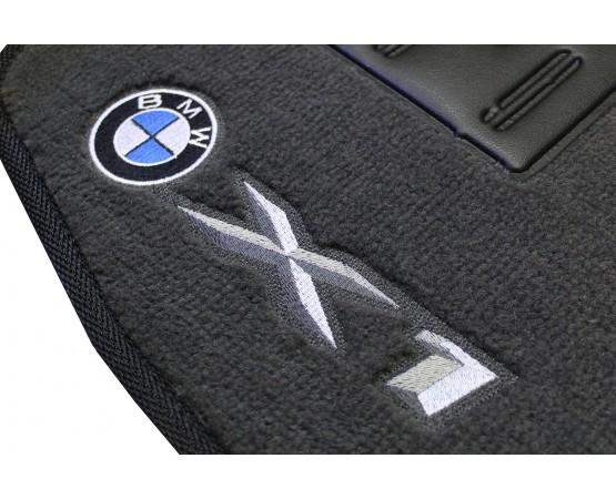 Tapete BMW X1 A Partir De 2016 Chumbo Luxo (Alfabetoauto) por alfabetoauto.com.br
