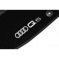 Tapete Audi Nova Q5 2018 Preto Luxo