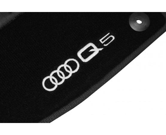 Tapete Audi Nova Q5 2018 Preto Luxo (Alfabetoauto) por alfabetoauto.com.br