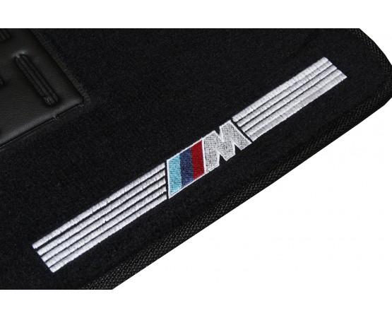 Tapete BMW M6 Preto Luxo (Alfabetoauto) por alfabetoauto.com.br