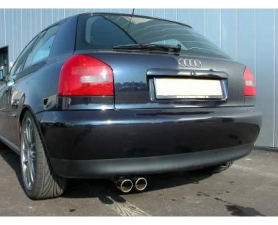 Ponteira de Escapamento Inox Audi A3 (Alfabetoauto) por alfabetoauto.com.br