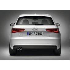 Ponteira de Escapamento Audi A3