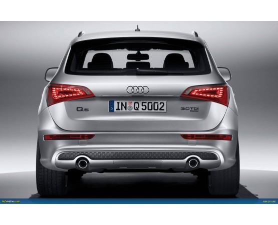 Ponteira de Escapamento Inox Audi Q5 (Alfabetoauto) por alfabetoauto.com.br
