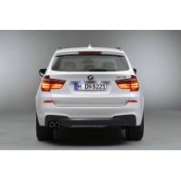 Ponteira de Escapamento BMW Serie 3