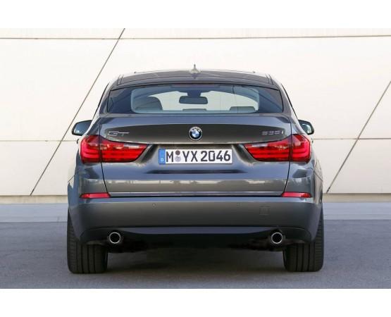 Ponteira de Escapamento Inox BMW Serie 5 (Alfabetoauto) por alfabetoauto.com.br