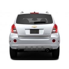 Ponteira de Escapamento Chevrolet Captiva