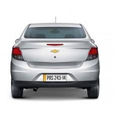 Ponteira de Escapamento Chevrolet Prisma