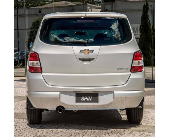 Ponteira de Escapamento Inox Chevrolet Spin (Alfabetoauto) por alfabetoauto.com.br
