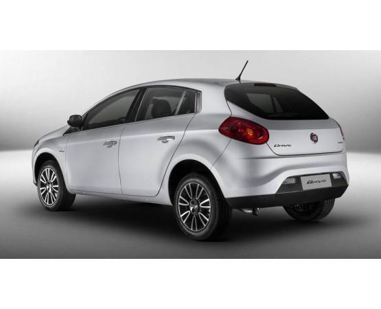 Ponteira de Escapamento Inox Fiat Bravo (Alfabetoauto) por alfabetoauto.com.br