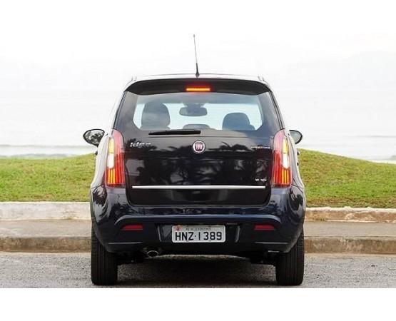 Ponteira de Escapamento Inox Fiat Idea (Alfabetoauto) por alfabetoauto.com.br